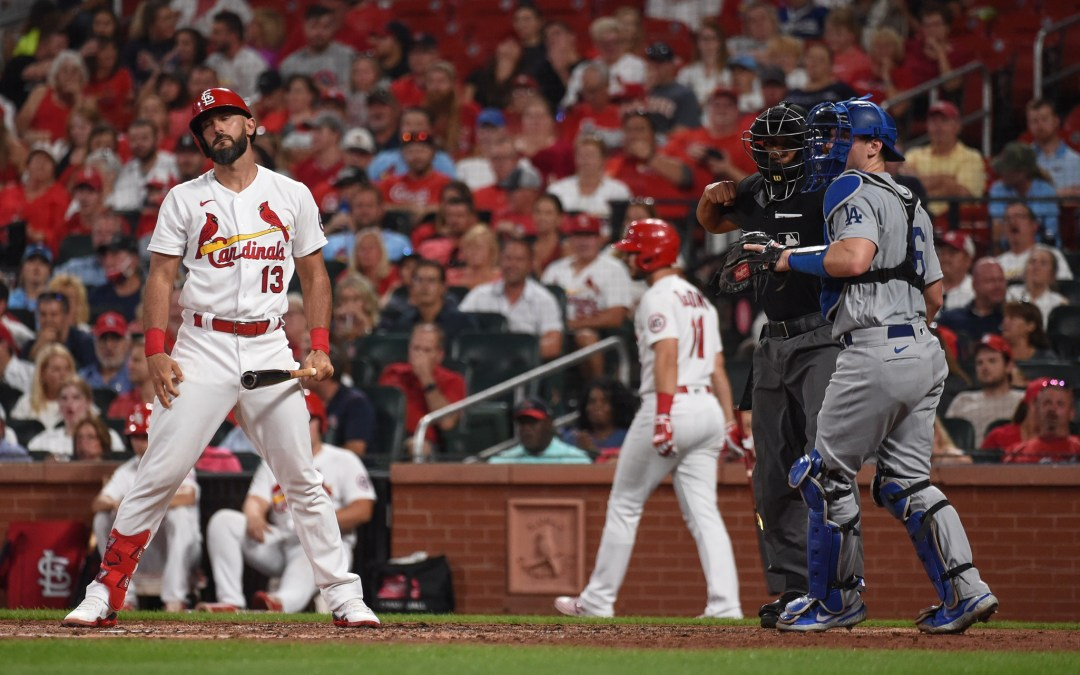 Bernie's Redbird Review: Cardinals Must Add Better Lefthanded Hitters for 2022. It's A Top Priority.