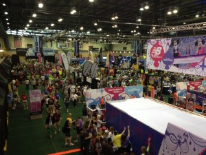 An overview of the expo.