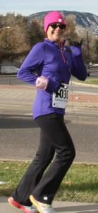 Just keep running, just keep running, doesn't matter where you're going!
