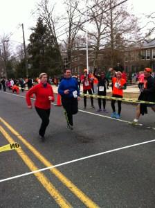 At 2013 finish line