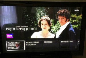 It is a truth universally acknowledged that Colin Firth IS Mr. Darcy.