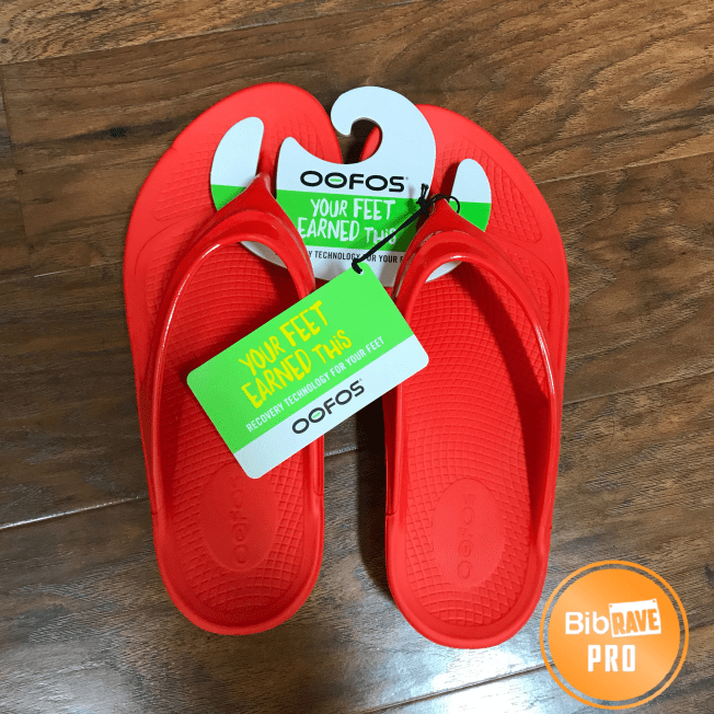 eda75d068 Disclaimer  I received OOFOS OOlala Sandal – Orange to review as part of  being a BibRave Pro. Learn more about becoming a BibRave Pro (ambassador)