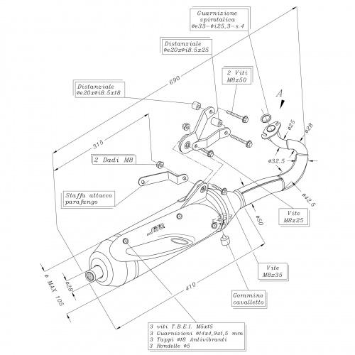 Aprilium Mojito 125 Wiring Diagram