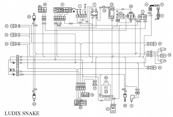 peugeot trekker 50 wiring diagram  product wiring diagrams •