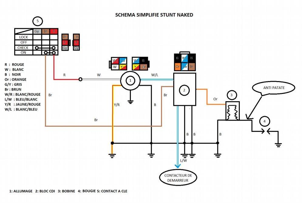 bultaco wiring diagram