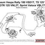 Wiring Loom Vespa Vespa 125 Vnb6t Super Gt125 Vnl2t Gtr125 Vnl2t Ts125 Vnl3t Sprint150 Vlb1t Sprint Veloce Rally180 Vsd1t Horn Switch Noc Without Battery Wiring Looms Electrical Equipment Frame Scooter Center