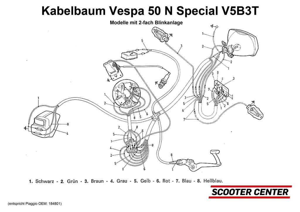 Vespa V50 Wiring Audi A4 2004 Fuse Box Quicksilver
