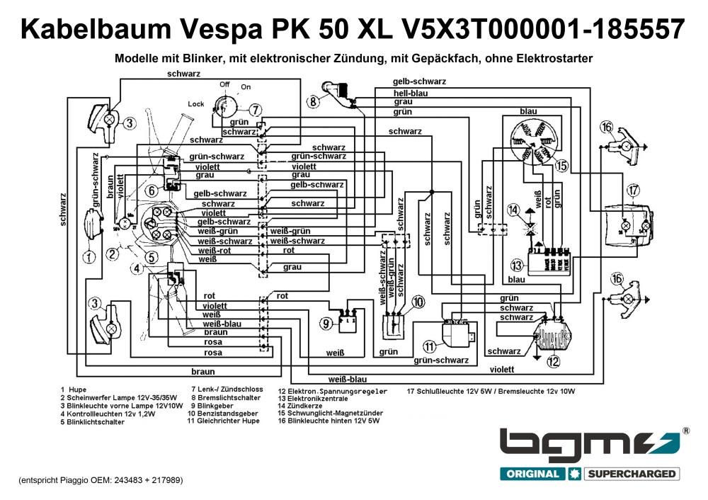 medium resolution of vespa gt200 wiring diagram for alarm block and schematic diagrams source complete wiring loom vespa