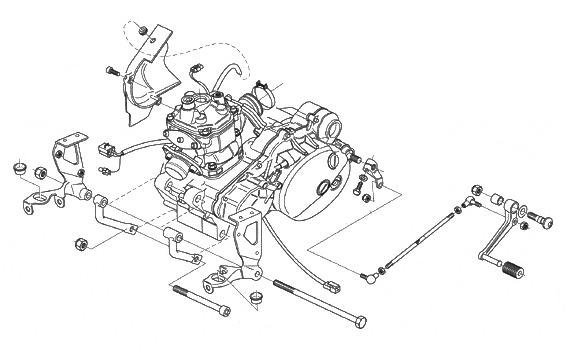 Piaggio Roller 125 Ccm Ersatzteile