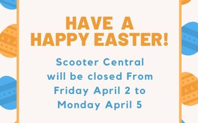 Closed Easter Weekend