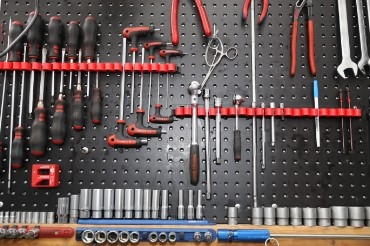 Scooter Central Workshop