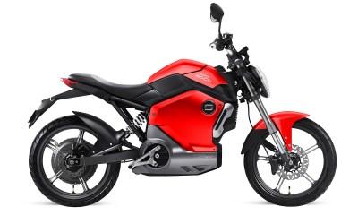 First Impressions – The Electric Super Soco TS Bike