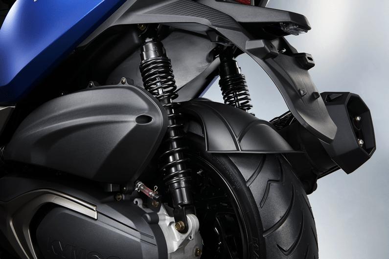 Xciting-S-400-suspension