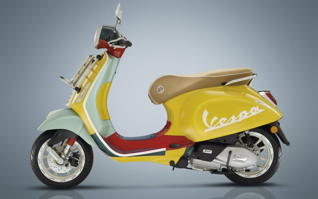 The Wotherspoon Vespa Primavera Special Edition