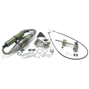 Athena Hyper Race 70cc Big Bore Complete Kit for '98-01