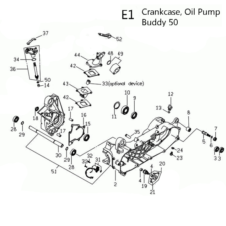2 Stroke 49cc Mini Chopper Wiring Diagram 49Cc 2 Stroke