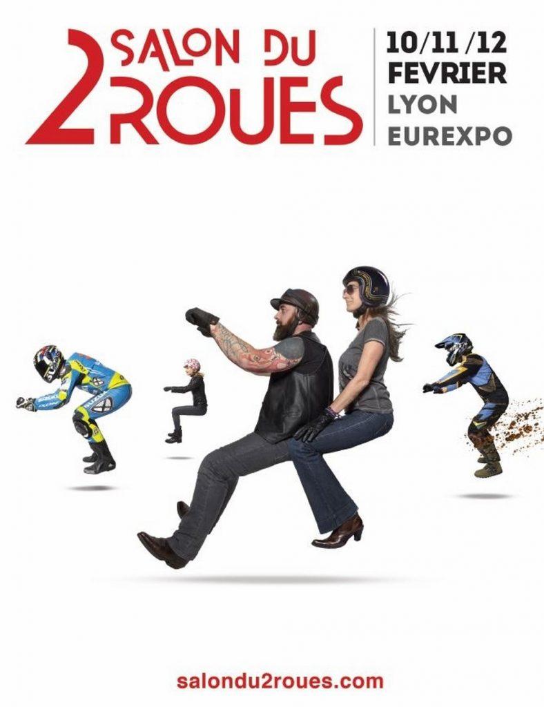 Salon 2 roues de Lyon 2017  Rendezvous  Eurexpo le 10 fvrier   SCOOTERDZ