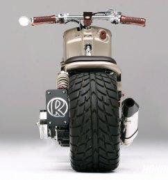images of honda ruckus custom parts [ 1600 x 1200 Pixel ]