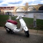 ScooterFile First Ride - 2014 Vespa Primavera 150 3Vie 1