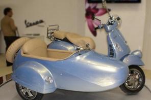 FAQ: Modern Vespa Sidecar?