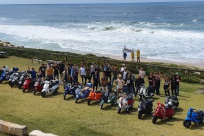 Recap: National Scooter Rally Umina Beach, N.S.W.
