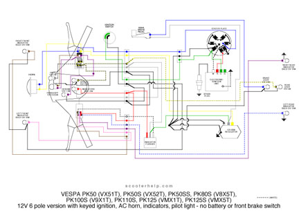 wiring diagram vespa px wiring free wiring diagrams vespa px disc wiring diagram Vespa Px Disc Wiring Diagram vespa px wiring diagram wiring diagram vespa px at mockmaker org
