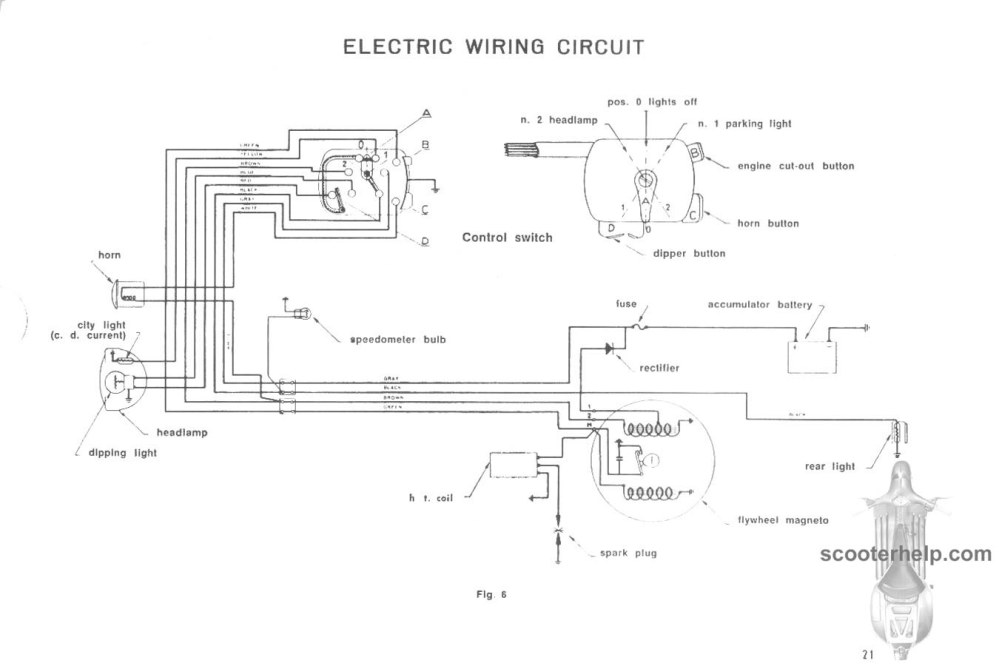 medium resolution of 150 ld factory repair manual 21 150 ld factory repair manual electric scooter wiring diagrams at