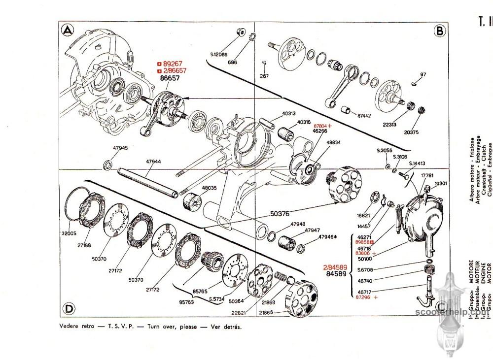 medium resolution of vespa parts manual pocket bike diagram array vespa px engine diagram auto wiring diagram today u2022