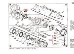 Vespa 125 (VNB2T) Parts Book