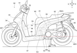 Honda's hybrid-powered scooter plans for 2017 appear