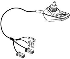 Jazzy 600 Joystick Controller