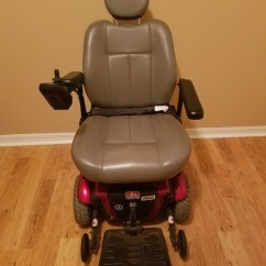 Jazzy Power Chair Used Mat For Hardwood Floor Staples Electric Wheelchairs Like New Pride Jet 3 Ultra