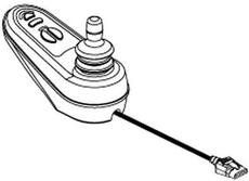 Jazzy 4 or 6 Key VR2 Joystick Controller