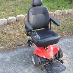 Jazzy Power Chair Used Revolving In English Like New Pride Select Elite Wheelchair