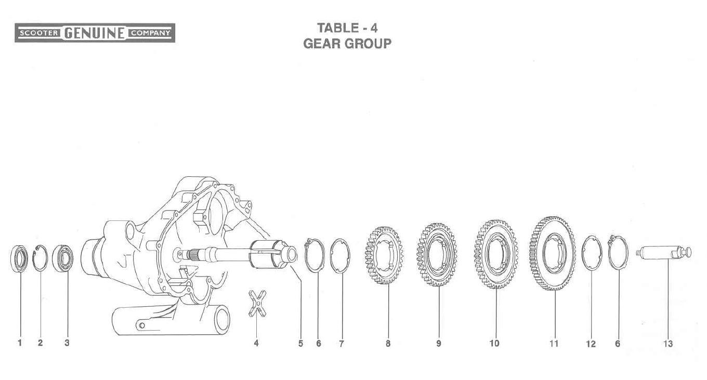 Stella Gear Selector, Stella Parts, Stella Replacement