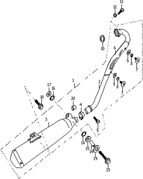 Motor Parts: Qlink Motor Parts