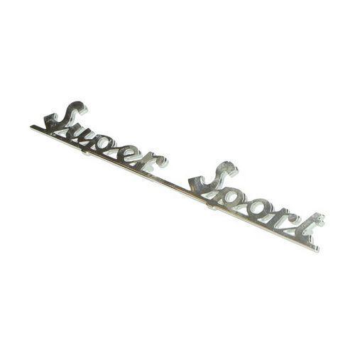 logo klik woord [supersport] vespa alu