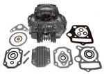 4-stroke 100cc to 110cc horizontal motor