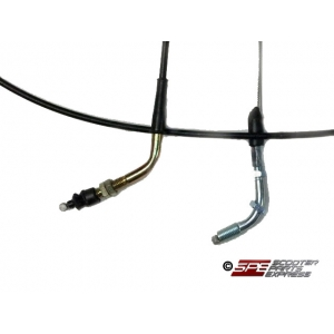 Cable Throttle Cable Suzuki AN125 150 Twist Lock Style