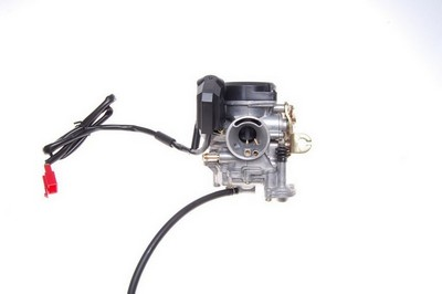 carburetor assy plastic cover 50cc 4-stroke GY6 50 4T
