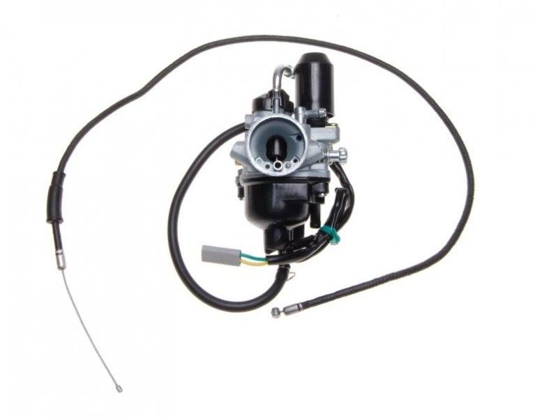 carburetor assy, PGB 50, scooterpower.eu