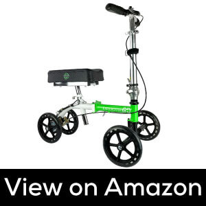 most compact and portable knee scooter