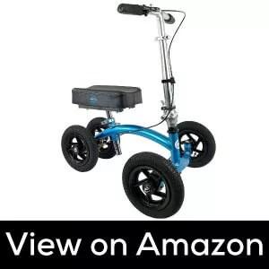 best heavy duty knee scooter