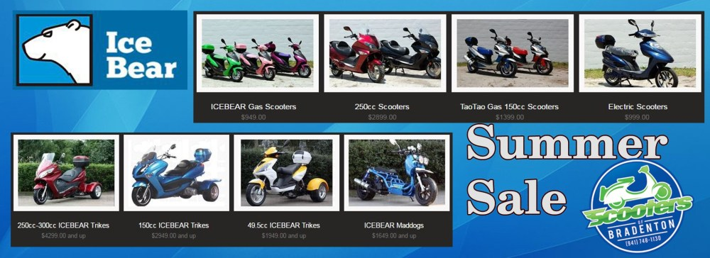 medium resolution of scooter dealers in bradenton fl ice bear scooters znen scooters taotao scooters