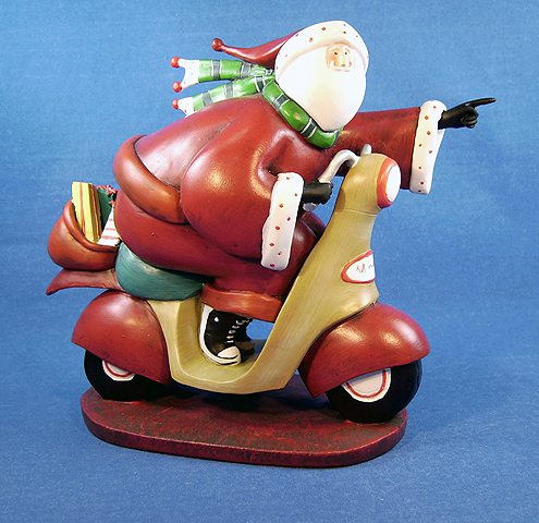 A Scoot Merry Christmas For All