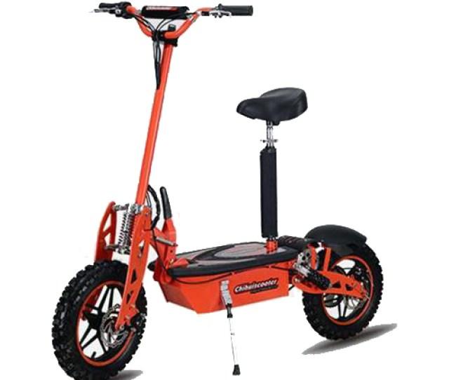 1800 Watt Brushless Lithium Electric Scooter