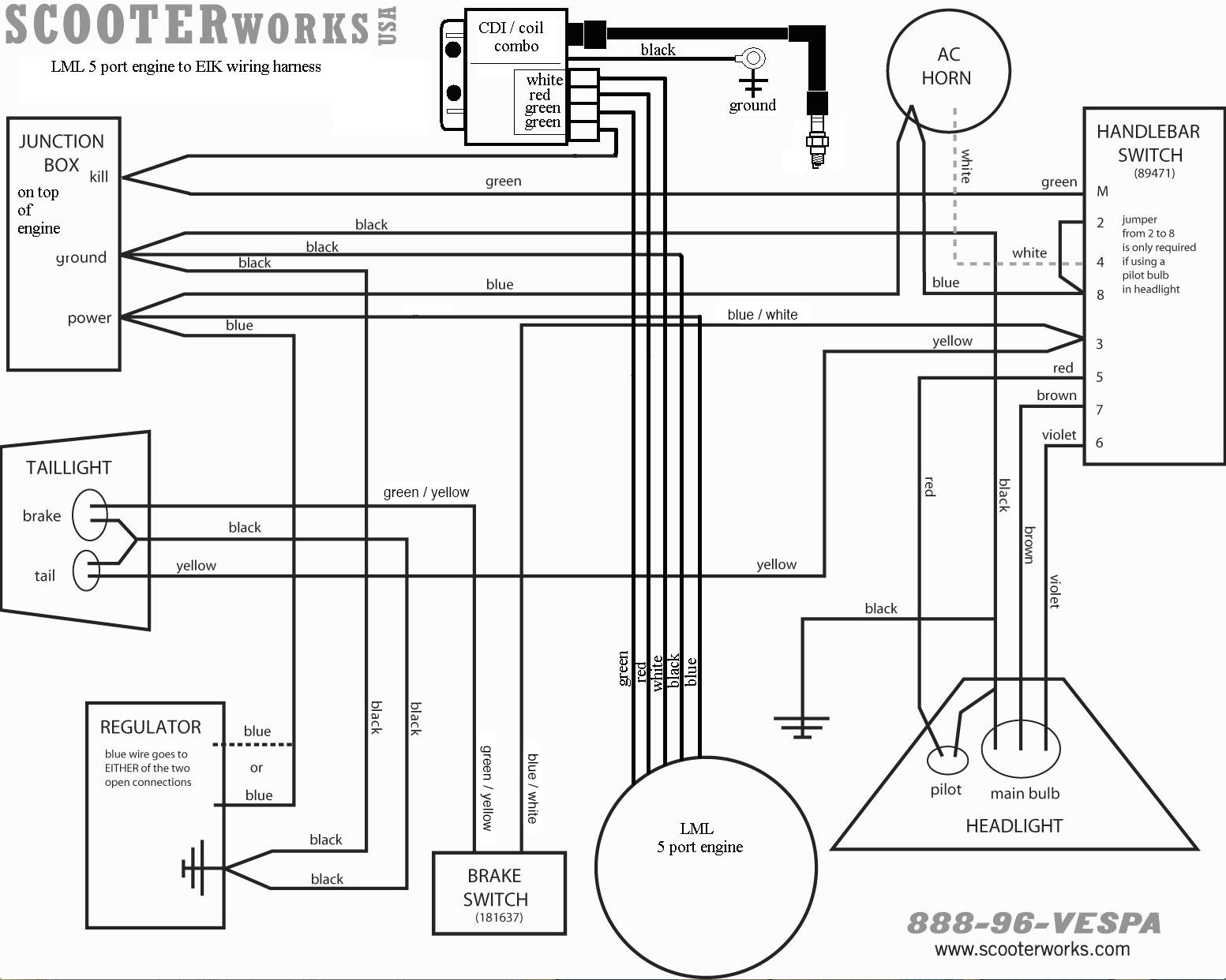 Vespa Wiring Diagram S Detailed Schematic Diagrams Kelistrikan Px Lml 125 2t Car Explained U2022 50 Special