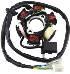5 wire stator magneto wiring diagram [ 1000 x 1041 Pixel ]