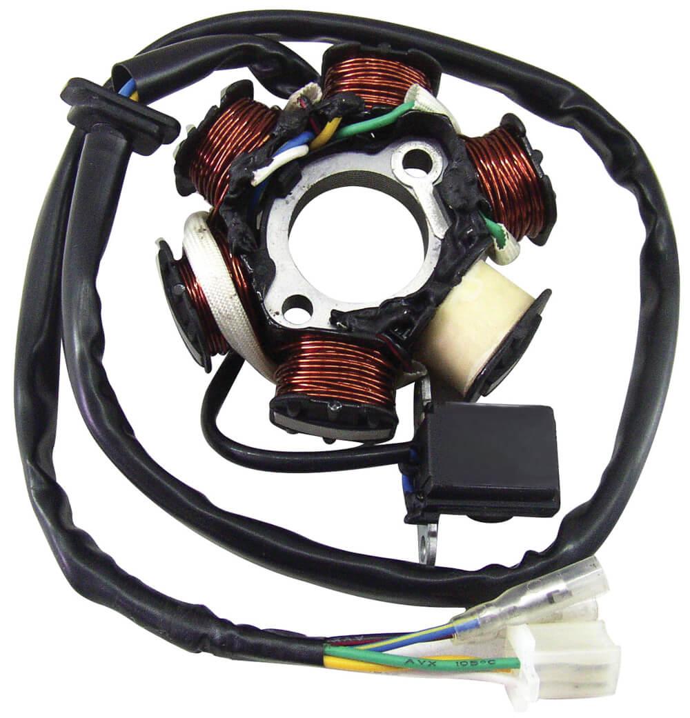 medium resolution of 5 wire stator magneto wiring diagram
