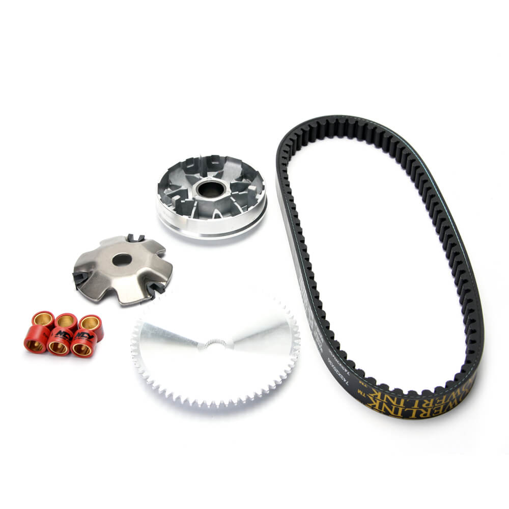 QMB 139 transmission upgrade kit Scooterworks USA